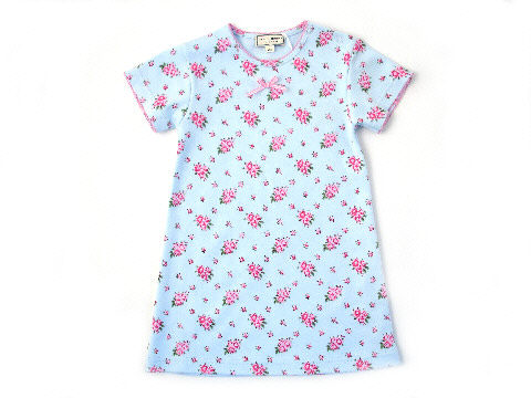 Darcy Brown Girls' Nightdress Blossom