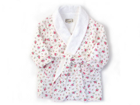 Darcy Brown Girls' Robe Montifiore