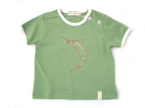 Marlin T-Shirt Green