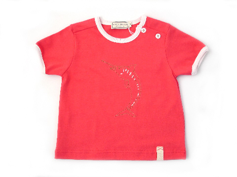 Marlin t-Shirt Red