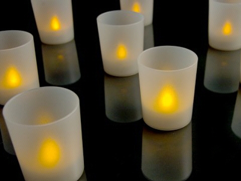 Smart Candles: PartyLight Candles