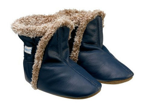 Bootees Navy