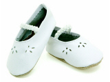 StarChild Lacey White Soft Shoes
