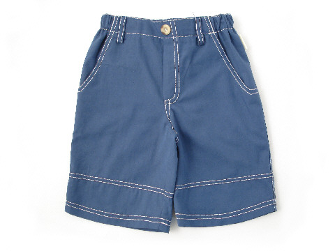 Darcy Brown Surfer Shorts Navy