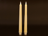 SmartCandles: Tall Tapered Candles